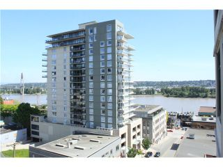 Photo 7: 806 610 VICTORIA Street in New Westminster: Downtown NW Condo for sale : MLS®# V1064335