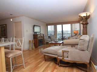 """Photo 5: 607 1490 PENNYFARTHING Drive in Vancouver: False Creek Condo for sale in """"HARBOUR COVE"""" (Vancouver West)  : MLS®# V860789"""