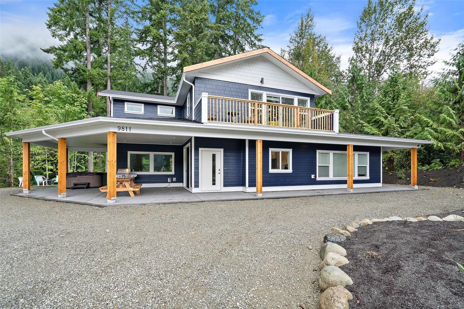 Main Photo: 9811 Miracle Way in : Du Youbou House for sale (Duncan)  : MLS®# 853796
