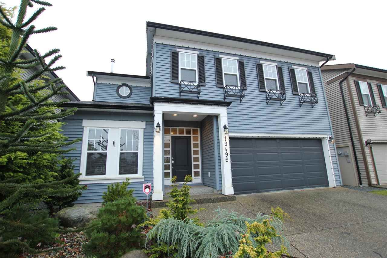 Main Photo: 19496 HOFFMANN Way in Pitt Meadows: South Meadows House for sale : MLS®# R2024633