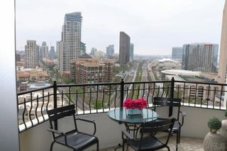 Photo 1: DOWNTOWN Condo for rent : 2 bedrooms : 700 W Harbor Dr #1802 in San Diego