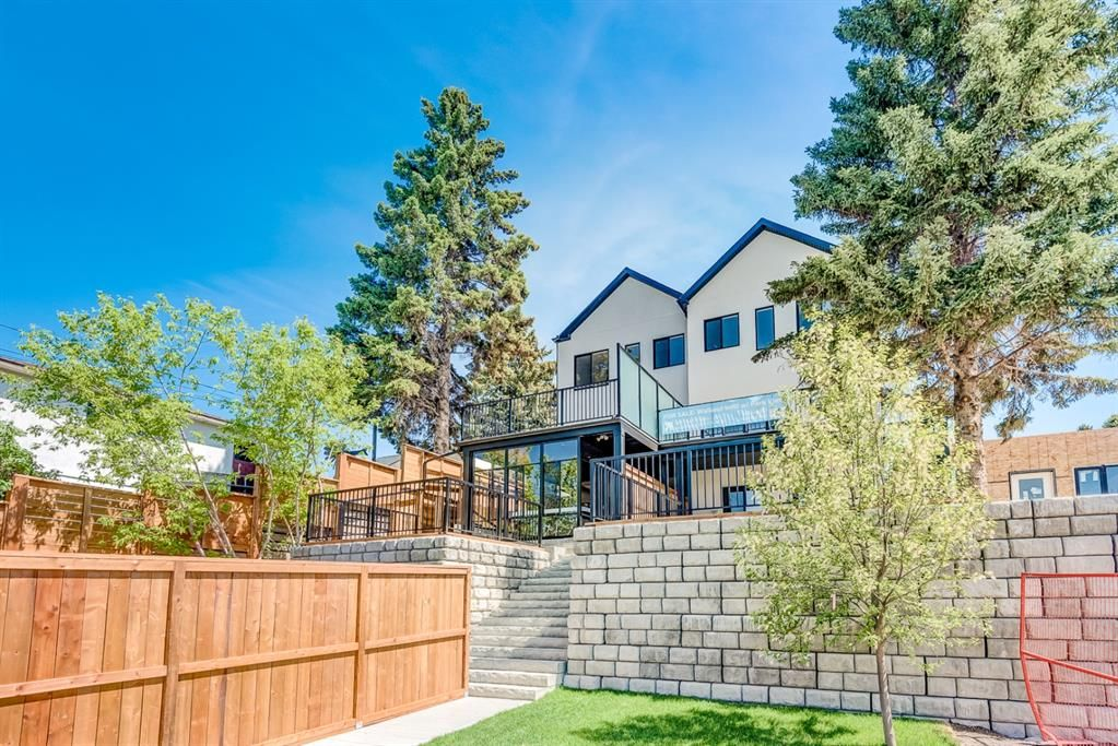 Photo 36: Photos: #1 4207 2 Street NW in Calgary: Highland Park Semi Detached for sale : MLS®# A1111957