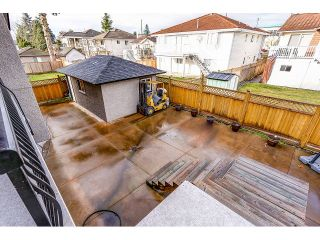 Photo 20: 7639 17TH AVENUE - LISTED BY SUTTON CENTRE REALTY in Burnaby: Edmonds BE House for sale (Burnaby East)  : MLS®# R2018798