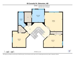 Photo 49: 65 Connelly Drive: Rural Parkland County House for sale : MLS®# E4240023