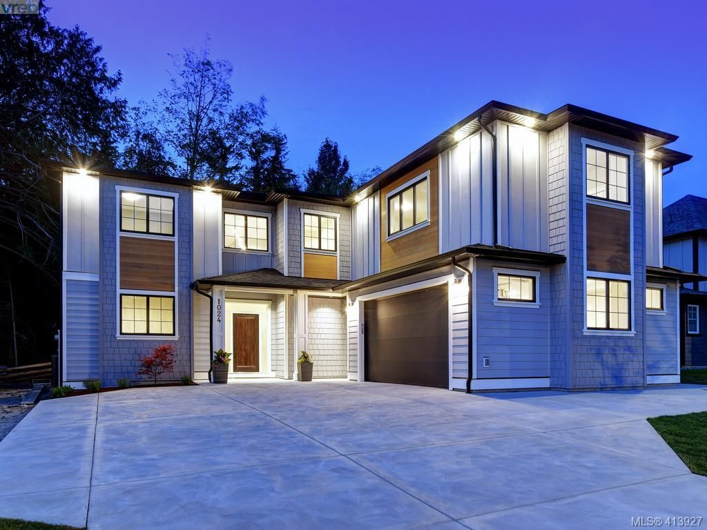 Main Photo: 1024 Deltana Ave in VICTORIA: La Olympic View House for sale (Langford)  : MLS®# 820960