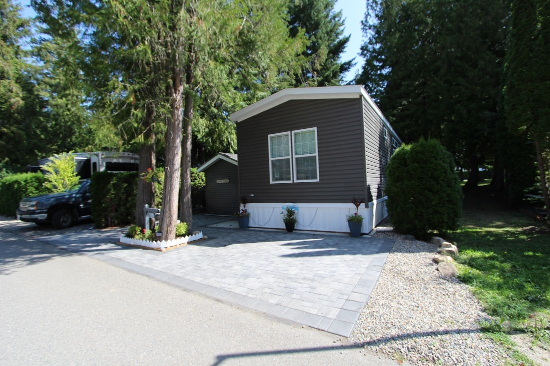Main Photo: 110 3980 Squilax Anglemont Road in Scotch Creek: North Shuswap Recreational for sale (Shuswap)  : MLS®# 10214759