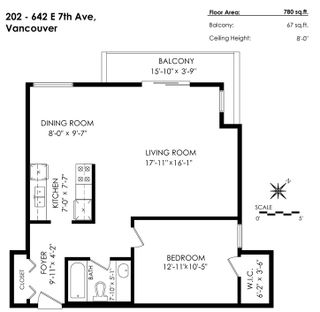 """Photo 16: 202 642 E 7TH Avenue in Vancouver: Mount Pleasant VE Condo for sale in """"Ivan Manor"""" (Vancouver East)  : MLS®# R2319383"""