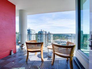 "Photo 8: 2003 5728 BERTON Avenue in Vancouver: University VW Condo for sale in ""ACADEMY"" (Vancouver West)  : MLS®# R2615483"