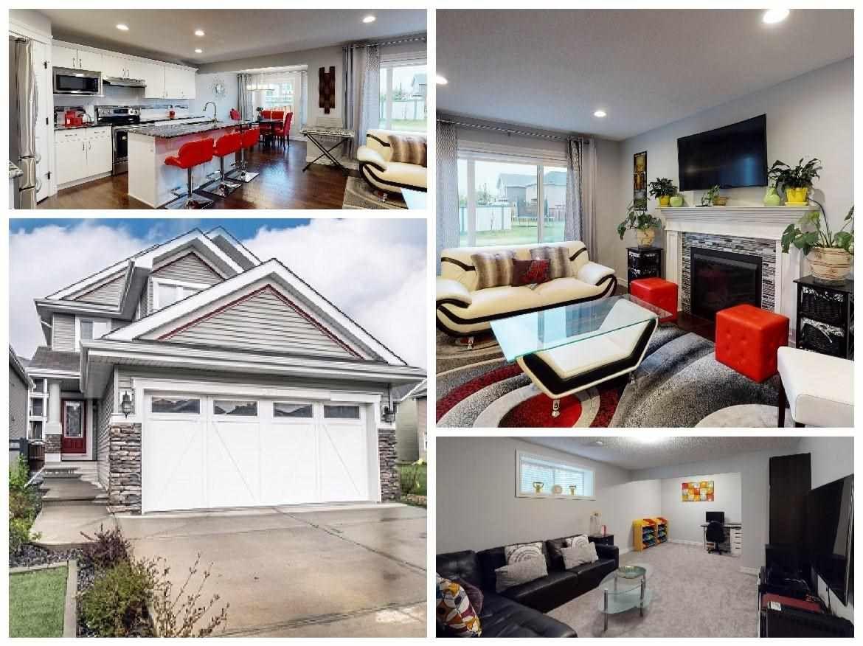 Main Photo: 2327 89 Street in Edmonton: Zone 53 House for sale : MLS®# E4245096