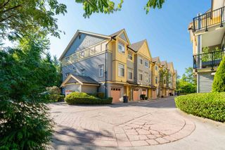 """Main Photo: 10 15518 103A Avenue in Surrey: Guildford Townhouse for sale in """"CEDAR LANE"""" (North Surrey)  : MLS®# R2606737"""