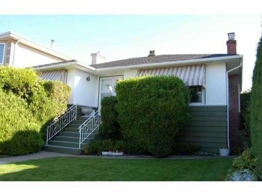 Main Photo: 6178 DOMAN Street in Vancouver: Killarney VE House for sale (Vancouver East)  : MLS®# V854375