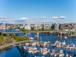 Property Photo: 1602 1201 MARINASIDE CRES in Vancouver