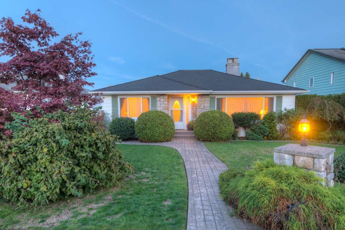 """Main Photo: 928 LAUREL Street in NEW WEST: The Heights NW House for sale in """"THE HEIGHTS"""" (New Westminster)  : MLS®# R2008708"""