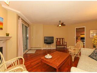 Photo 3: 105 1450 MERKLIN Street in South Surrey White Rock: Home for sale : MLS®# F1400767