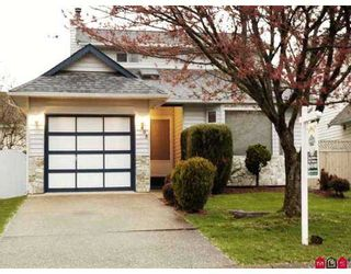 """Photo 1: 15405 90TH Avenue in Surrey: Fleetwood Tynehead House for sale in """"BERKSHIRE PARK"""" : MLS®# F2708524"""