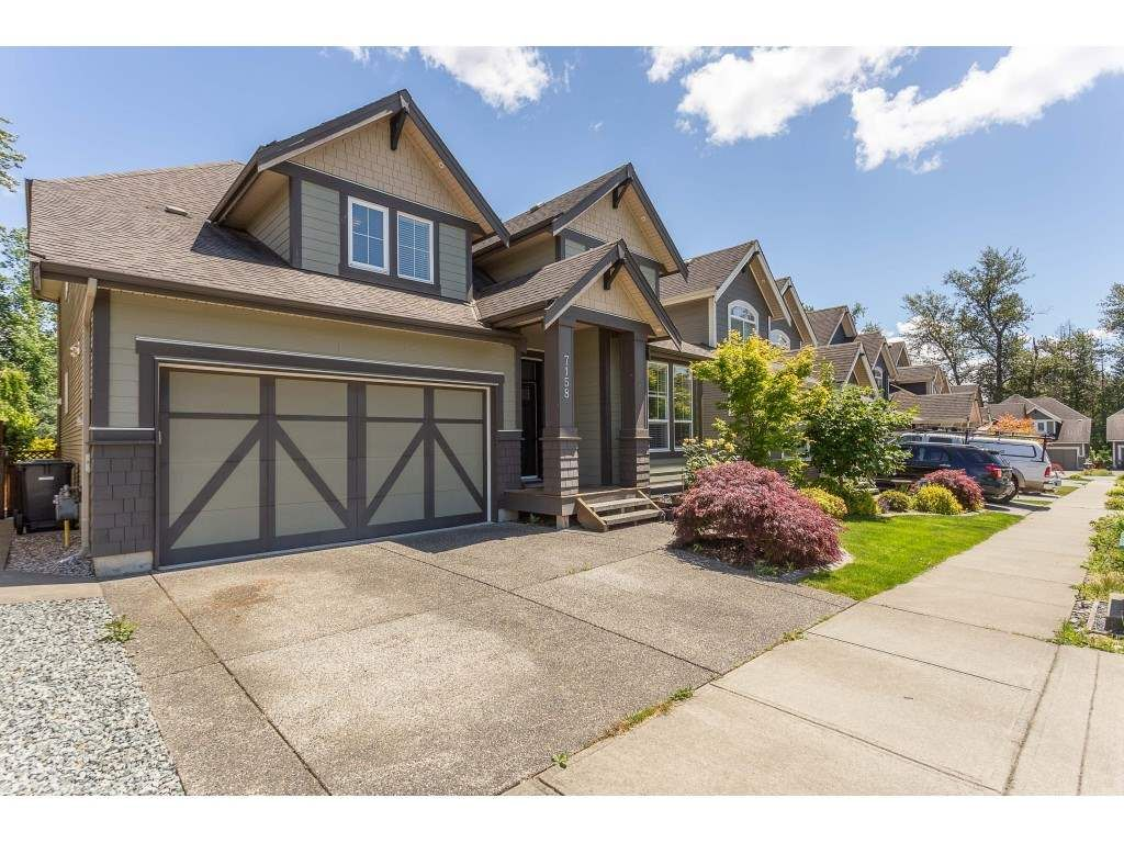 """Main Photo: 7158 209 Street in Langley: Willoughby Heights House for sale in """"Milner Heights"""" : MLS®# R2377033"""