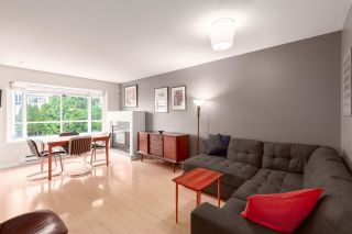 """Photo 4: 202 1729 E GEORGIA Street in Vancouver: Hastings Condo for sale in """"Georgia Court"""" (Vancouver East)  : MLS®# R2574809"""