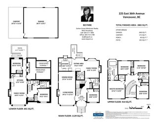 Photo 28: 225 E 36TH Avenue in Vancouver: Main House for sale (Vancouver East)  : MLS®# R2588796