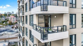 """Photo 26: 1705 1 RENAISSANCE Square in New Westminster: Quay Condo for sale in """"The Q"""" : MLS®# R2623606"""