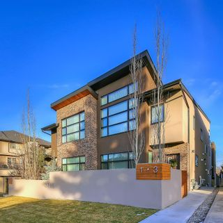 Main Photo: 3 3716 15A Street SW in Calgary: Altadore Row/Townhouse for sale : MLS®# A1148363