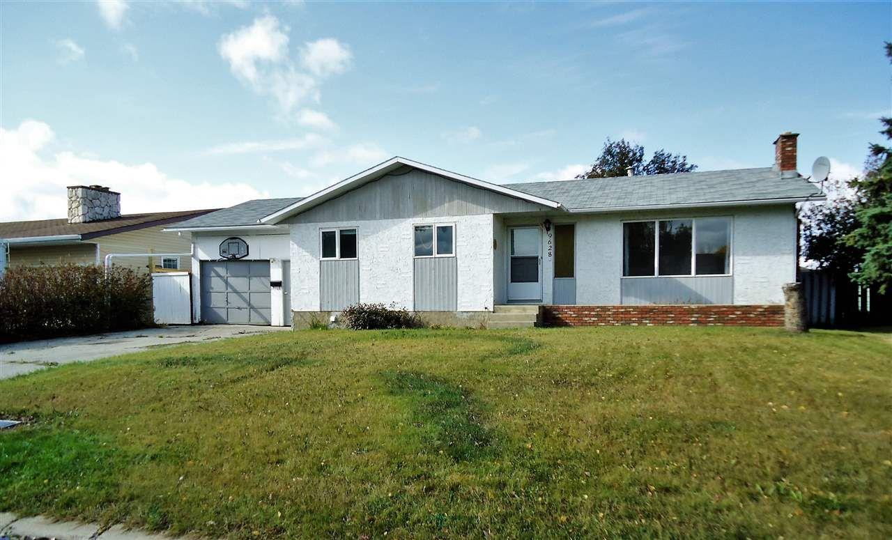 Main Photo: 9628 87 STREET in : Fort St. John - City SE House for sale : MLS®# R2208030