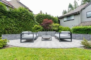 """Photo 46: 4304 NAUGHTON Avenue in North Vancouver: Deep Cove Townhouse for sale in """"COVE GARDEN TOWNHOUSES"""" : MLS®# R2179628"""