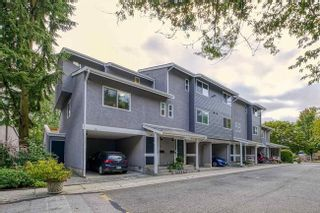 Photo 1: 3420 COPELAND AVENUE in Vancouver East: Champlain Heights Townhouse for sale ()  : MLS®# R2492879
