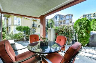 Photo 19: 105 12 LAGUNA COURT in New Westminster: Quay Condo for sale : MLS®# R2409518