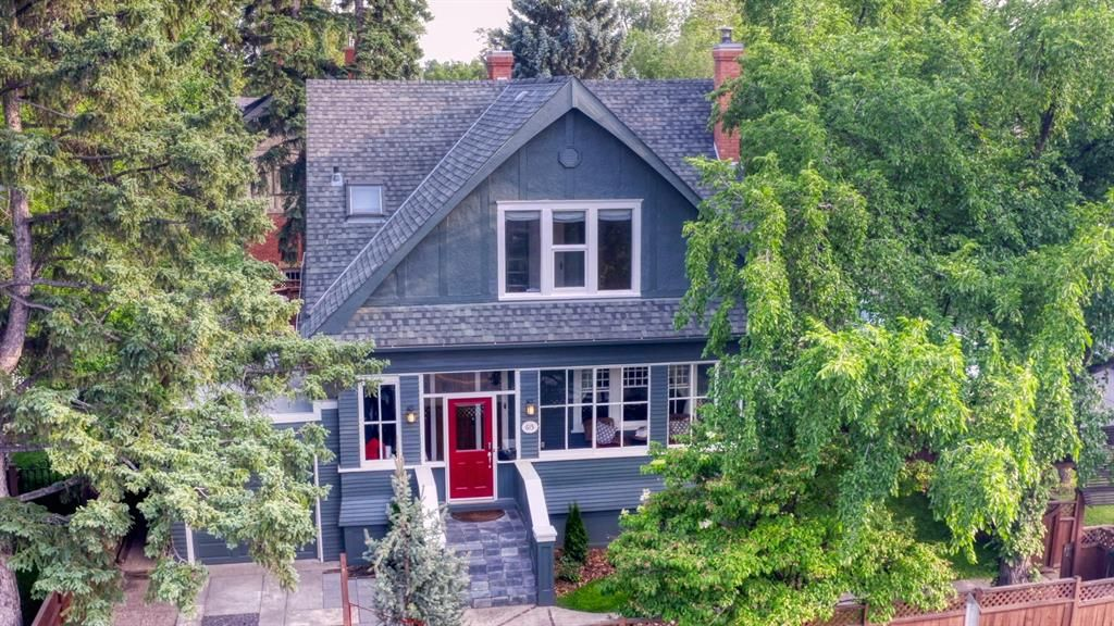 Elbow Park  4 bedroom character home