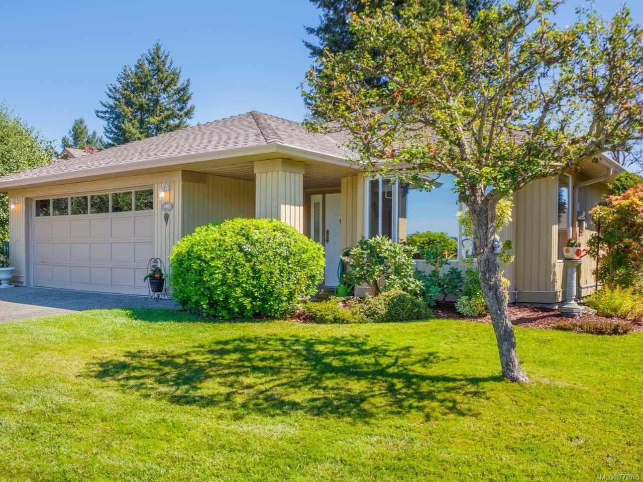 Main Photo: 3485 S Arbutus Dr in COBBLE HILL: ML Cobble Hill House for sale (Malahat & Area)  : MLS®# 773085