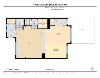 Photo 48: 6052 STANTON Drive in Edmonton: Zone 53 House for sale : MLS®# E4253474