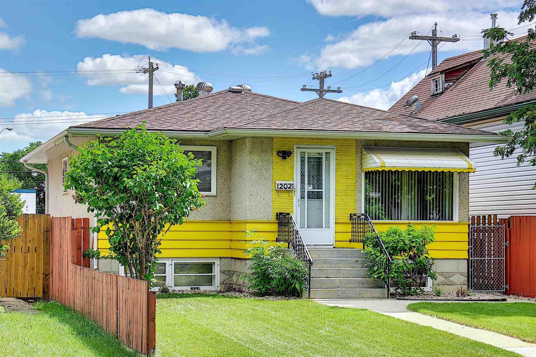 Main Photo: 12021 79 Street in Edmonton: Zone 05 House for sale : MLS®# E4251373