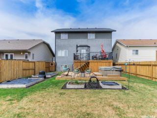 Photo 36: 1414 Paton Crescent in Saskatoon: Willowgrove Residential for sale : MLS®# SK859637