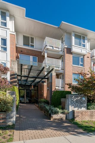 "Photo 24: 115 4723 DAWSON Street in Burnaby: Brentwood Park Condo for sale in ""COLLAGE"" (Burnaby North)  : MLS®# R2212643"