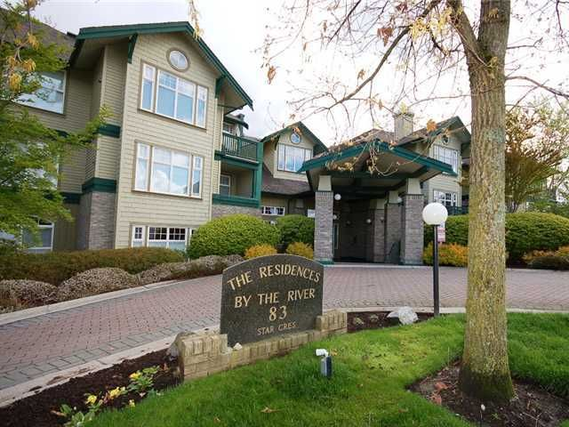 Main Photo: 202 83 STAR Crest in New Westminster: Queensborough Condo for sale : MLS®# V943106