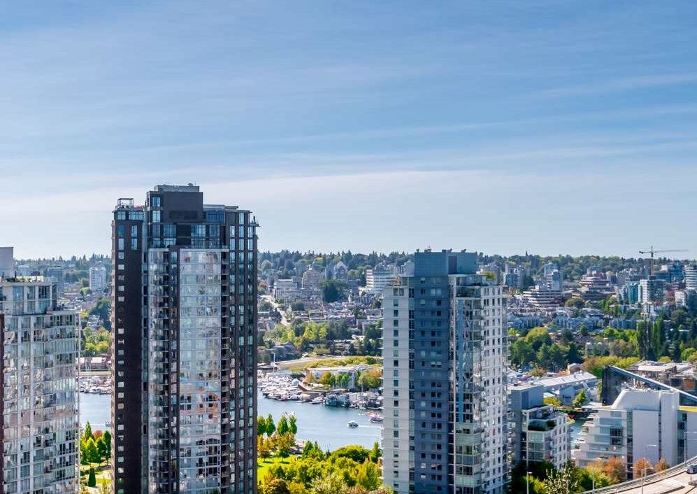 Main Photo: 2306 1351 CONTINENTAL Street in Vancouver: Downtown VW Condo for sale (Vancouver West)  : MLS®# R2517388
