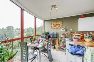 """Photo 15: 803 38 LEOPOLD Place in New Westminster: Downtown NW Condo for sale in """"THE EAGLE CREST"""" : MLS®# R2584446"""