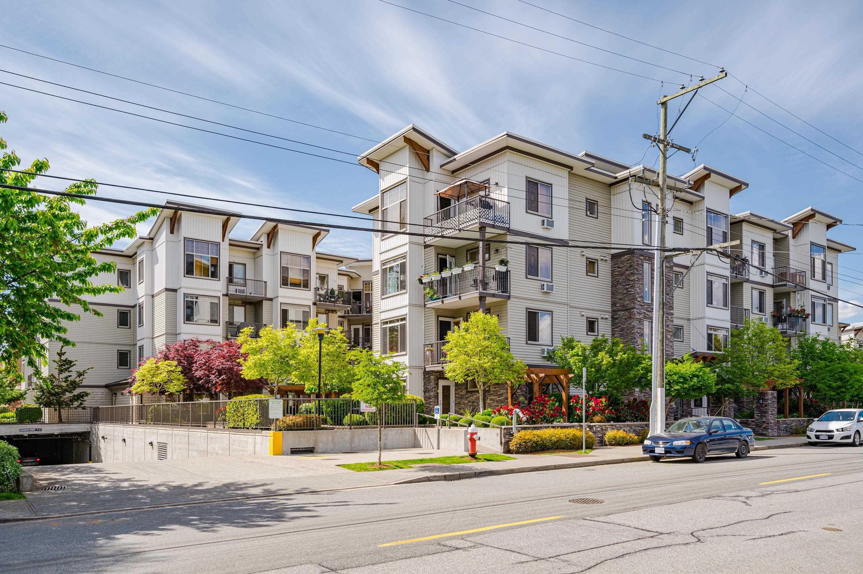 "Main Photo: 415 11887 BURNETT Street in Maple Ridge: East Central Condo for sale in ""Wellington Station"" : MLS®# R2616726"