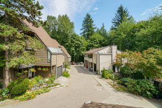 """Photo 20: 8574 WILDERNESS Court in Burnaby: Forest Hills BN Townhouse for sale in """"Simon Fraser Village"""" (Burnaby North)  : MLS®# R2614929"""