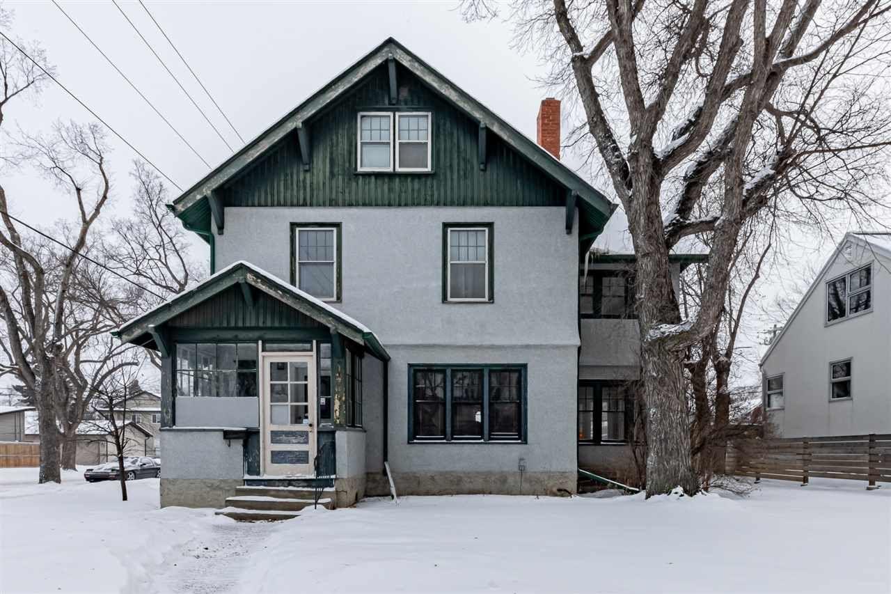 Main Photo: 11249 127 Street in Edmonton: Zone 07 House for sale : MLS®# E4228278