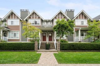 """Main Photo: 7121 MONT ROYAL Square in Vancouver: Champlain Heights Townhouse for sale in """"Bordeaux"""" (Vancouver East)  : MLS®# R2614767"""