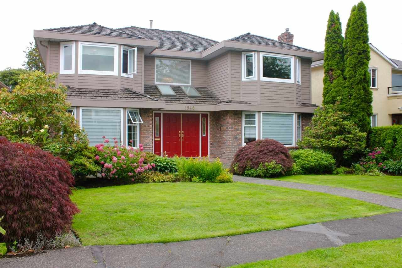 Main Photo: 1948 W 44TH Avenue in Vancouver: Kerrisdale House for sale (Vancouver West)  : MLS®# R2086996