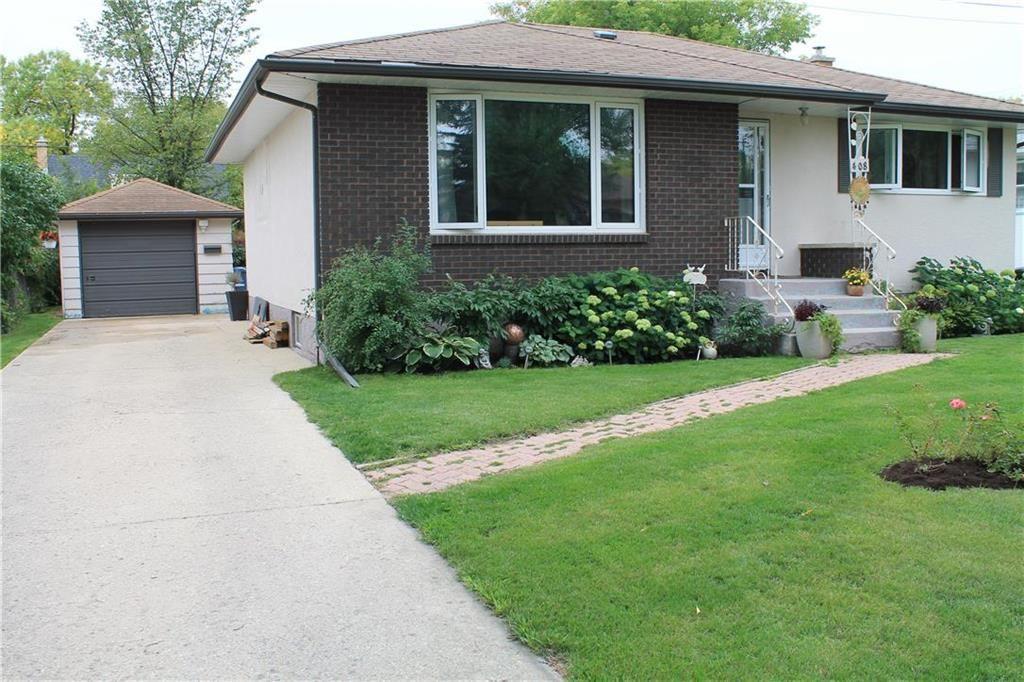 Main Photo: 408 Oakland Avenue in Winnipeg: Residential for sale (3F)  : MLS®# 1930869