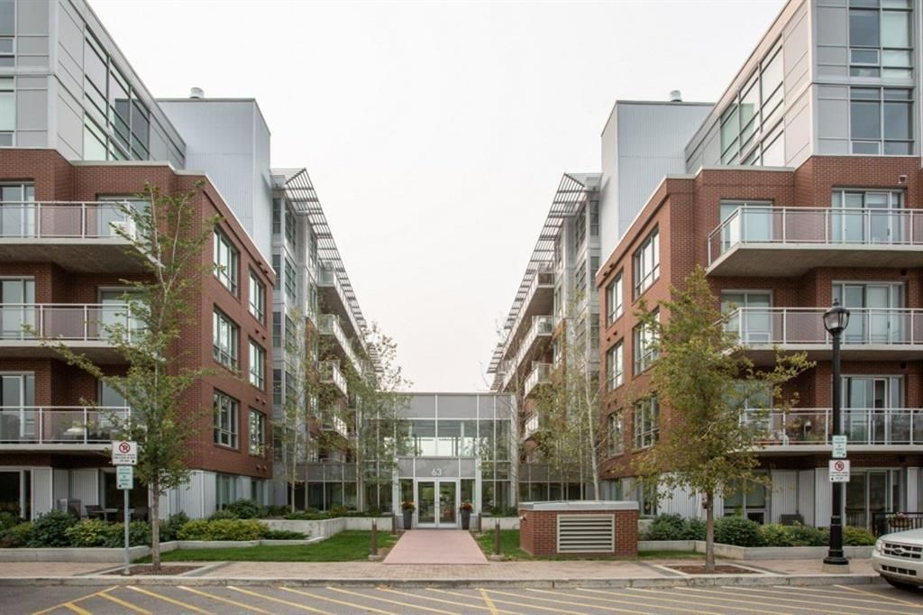 Main Photo: 317 63 Inglewood Park SE in Calgary: Inglewood Apartment for sale : MLS®# A1106048