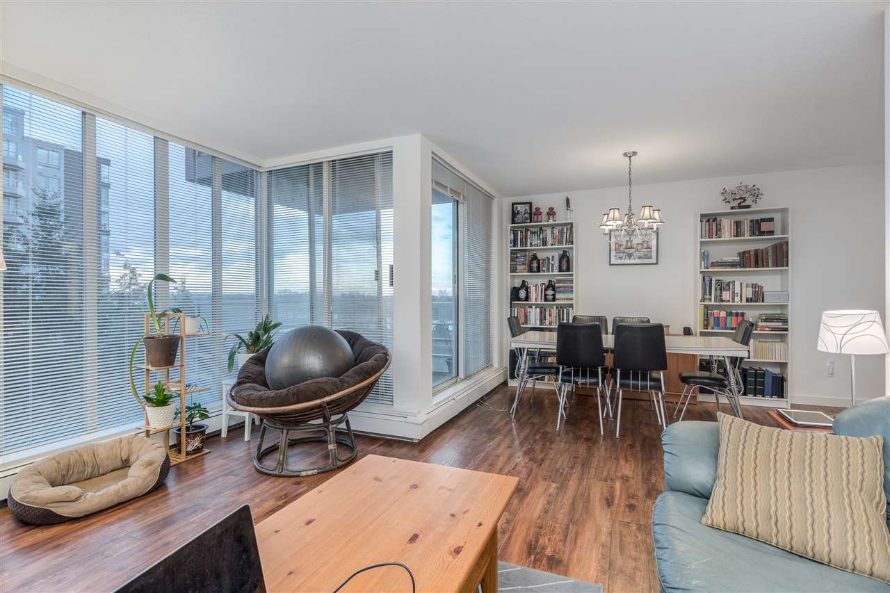 """Main Photo: 601 3061 E KENT AVENUE NORTH in Vancouver: South Marine Condo for sale in """"The Phoenix"""" (Vancouver East)  : MLS®# R2573421"""
