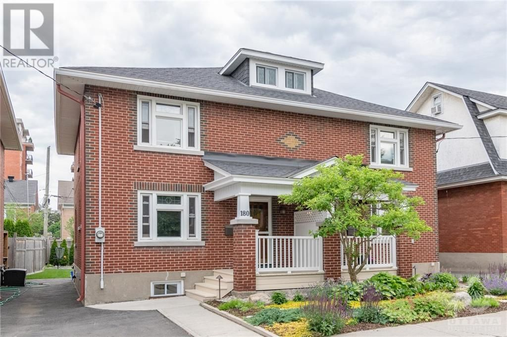 Main Photo: 180 HICKORY STREET in Ottawa: House for rent : MLS®# 1260730
