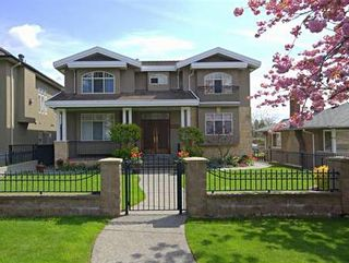 Photo 1: 1288 ROSSER Avenue in Burnaby: Willingdon Heights House for sale (Burnaby North)  : MLS®# V884341