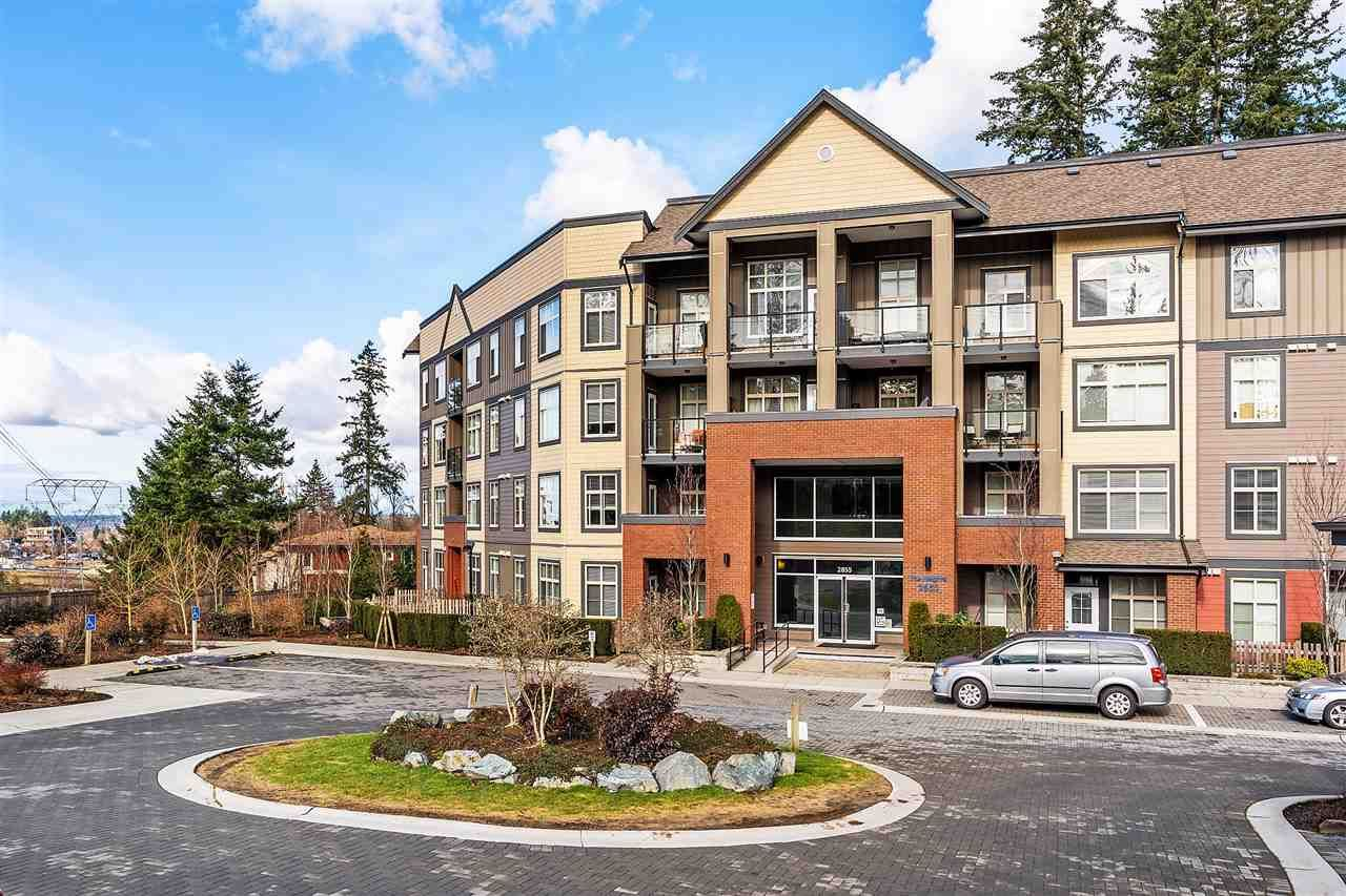 "Main Photo: 211 2855 156 Street in Surrey: Grandview Surrey Condo for sale in ""The Heights"" (South Surrey White Rock)  : MLS®# R2436598"