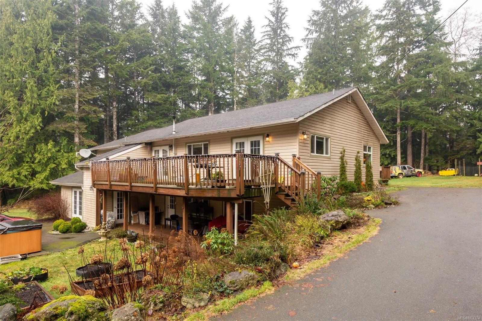 Main Photo: 572 Sabre Rd in : NI Kelsey Bay/Sayward House for sale (North Island)  : MLS®# 863374