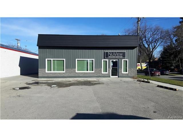 Main Photo: 1544 Pembina Highway in Winnipeg: Industrial / Commercial / Investment for sale (1J)  : MLS®# 1629477